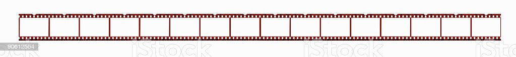 Large Film Strip stock photo