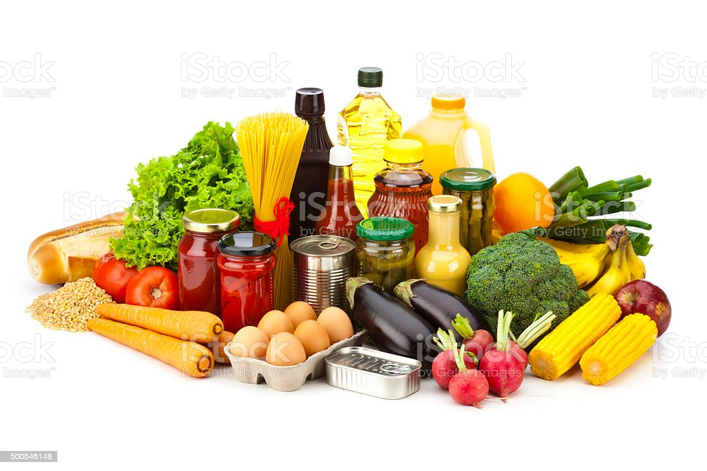 food background drinks drive isolated gbfb istock fund vegetables fruits bank items