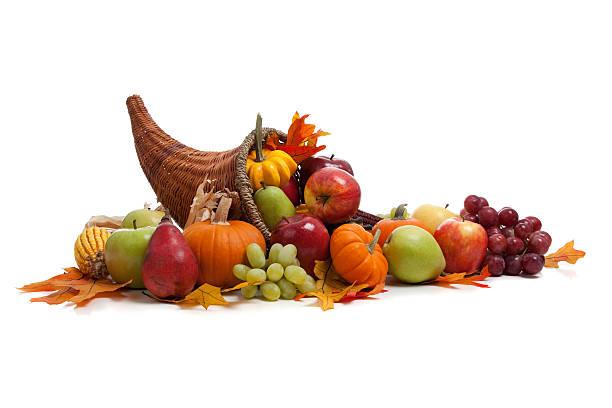 Cornucopia on Color Number Fruit