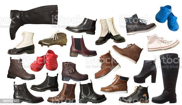 Large group of isolated shoes picture id465502522?b=1&k=6&m=465502522&s=612x612&h=uiiyil vq czy58aounn6kqhhfdw fdrqzdutwsdtma=