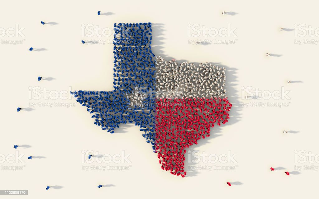 Large Group Of People Forming Texas Flag Map In The United ... on east coast map, great lakes map, nevada map, the us map, florida map, caribbean map, the world map, mississippi map, blank map, us state map, 13 colonies map, arkansas map, africa map, missouri map, europe map, canada map, mexico map, full size us map, tennessee map, texas map,