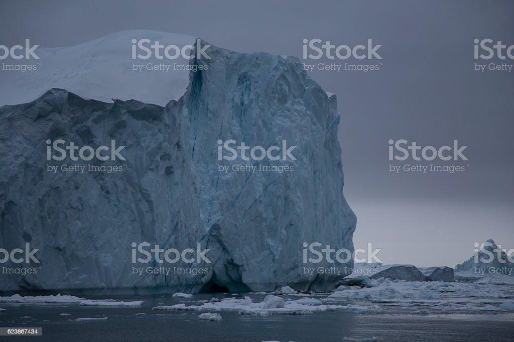 large iceberg stock photo