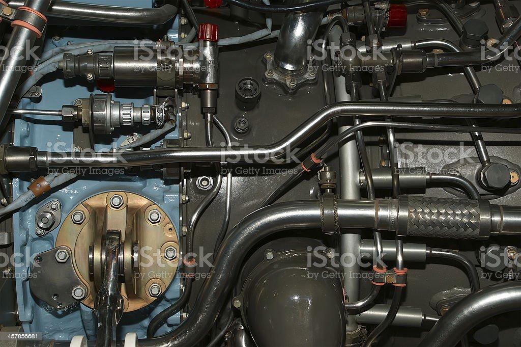 Fotografía de Gran Motor A Reacción Detalle Visto Desde Abajo y más ...