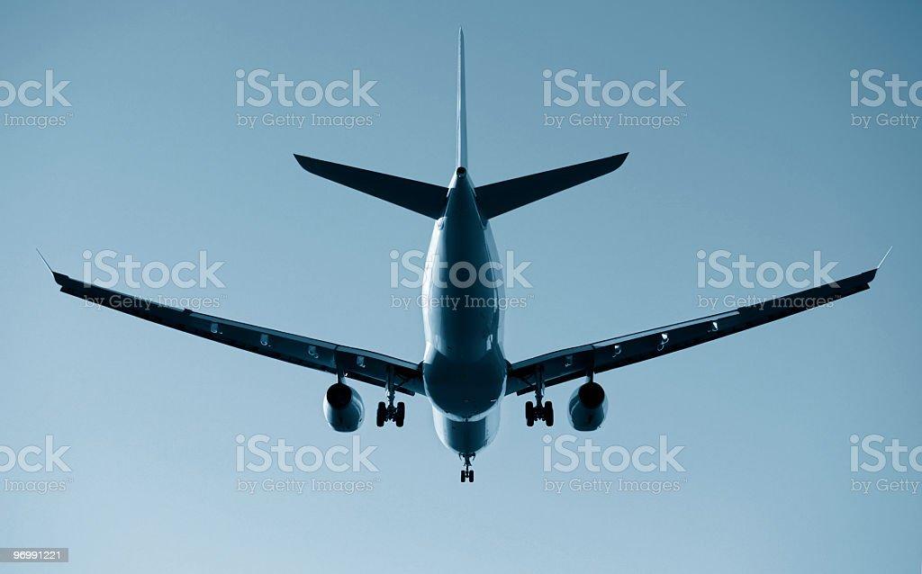 Large Jet stock photo