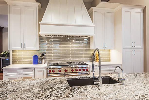 Large kitchen in luxury home with island picture id530951147?b=1&k=6&m=530951147&s=612x612&w=0&h=cvcpoljcxvswr izi4vvfcod5pnm1duti6wmy bya7q=