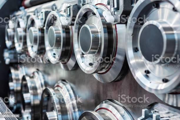 Duże Masywne Maszyny Do Walców Stalowych Do Rysowania Drutu - zdjęcia stockowe i więcej obrazów Przemysł