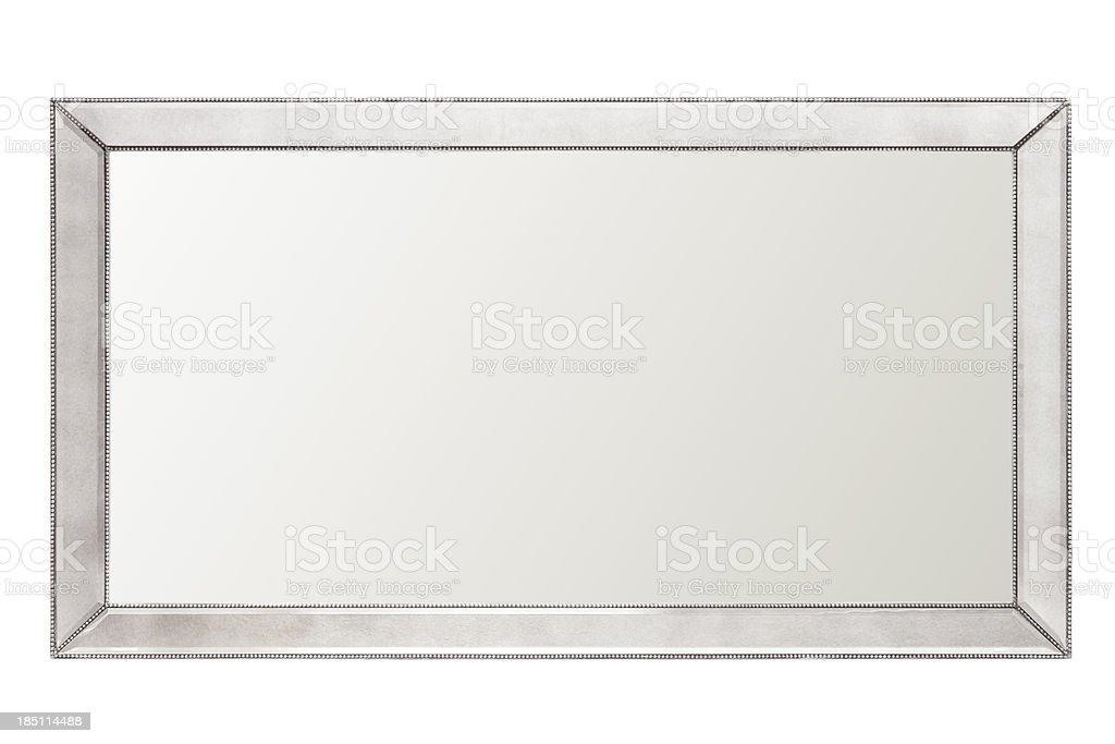 large mirror royalty-free stock photo