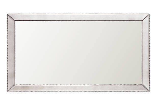 large mirror stock photo