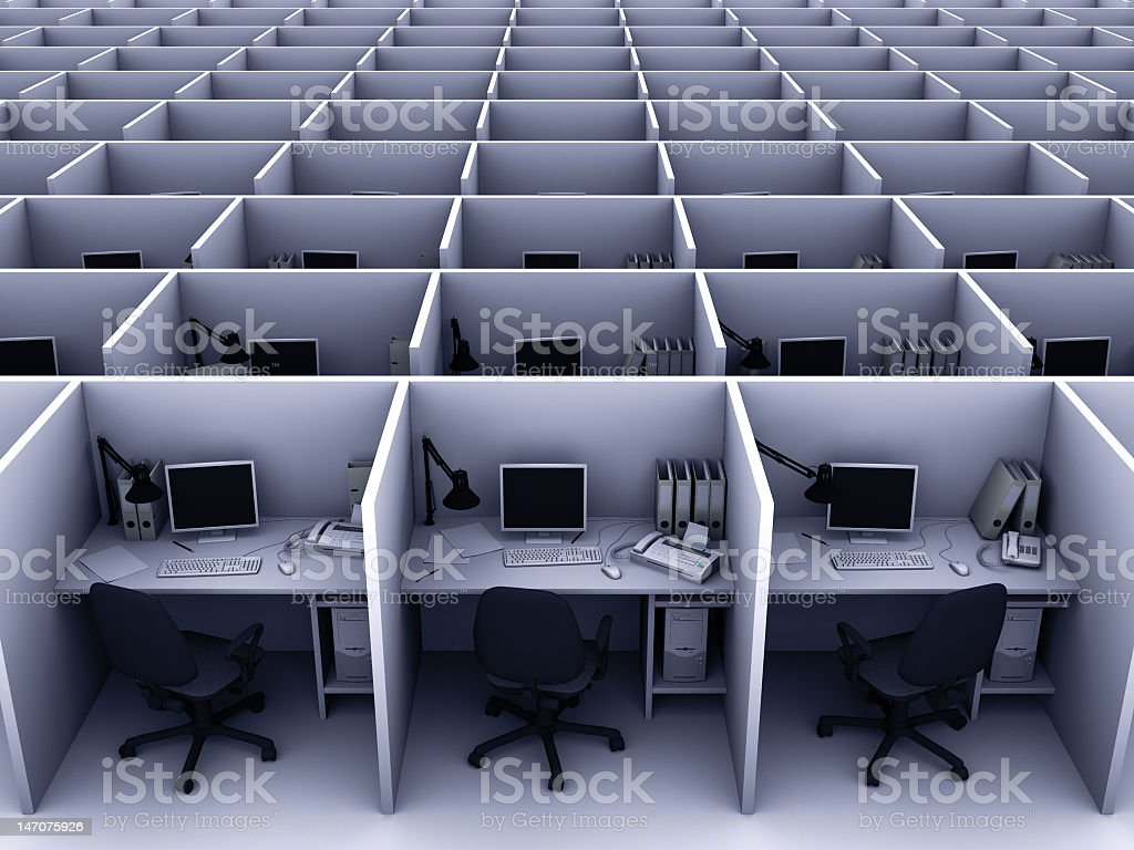 Image result for cubicle maze