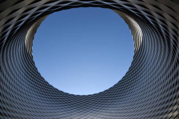 Große offene Halle - architektonisches Merkmal – Foto