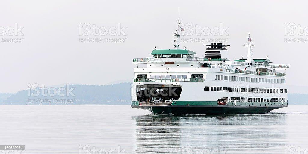 Großer Passagier ferry – Foto