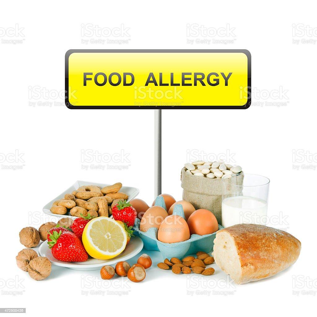 アレルギーのお ストックフォト
