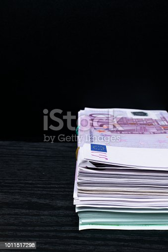 istock large pile of wuros on wooden table 1011517298