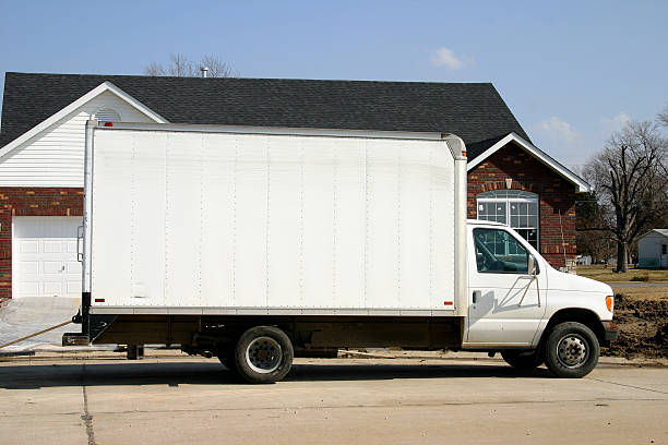 Best Moving Truck Stock Photos Pictures Amp Royalty Free