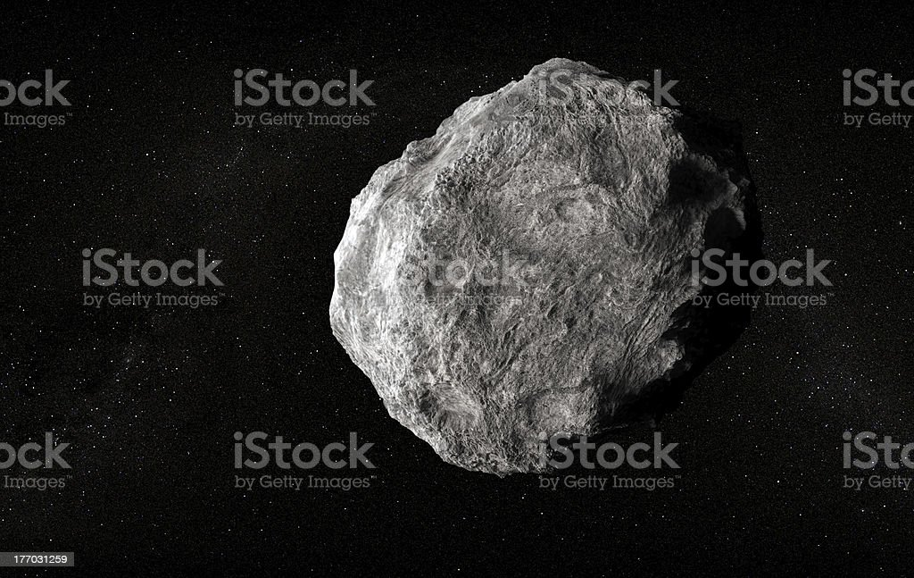 Große planetoid – Foto