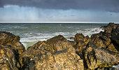 istock large rocks on the oceanshore 1198221339
