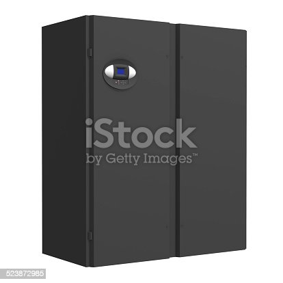 istock Large room/data center cooling unit 523872985