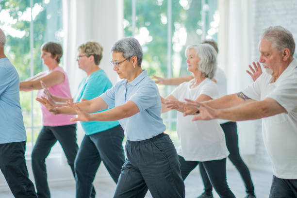 Best Tai Chi Stock Photos, Pictures & Royalty-Free Images