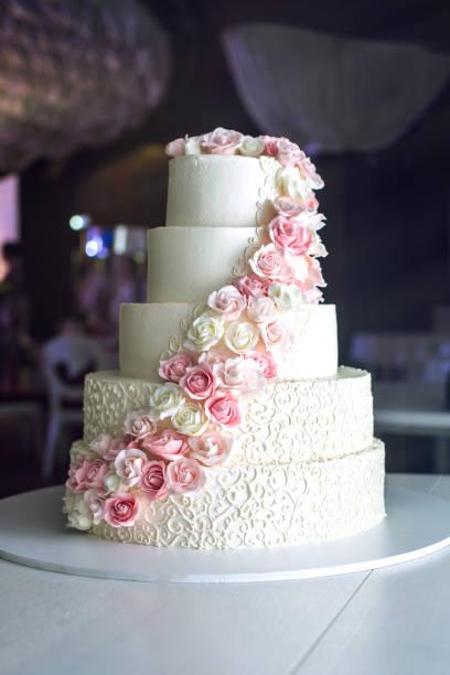 Gâteau De Mariage Banque Dimages Et Photos Libres De Droit