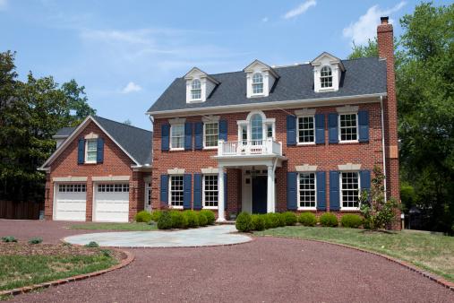 Large Washington DC Home