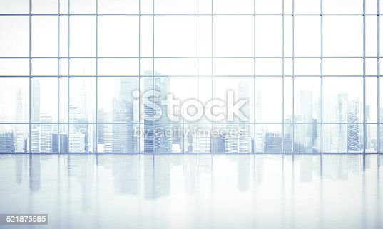 istock large window into white office 521875585