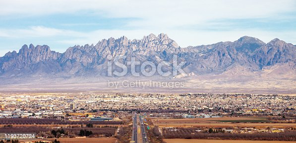 Las Cruces. New Mexico, USA
