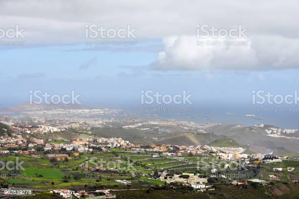 Foto de Las Palmas De Gran Canaria e mais fotos de stock de Acima