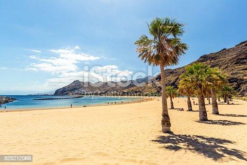 istock Las Teresitas Beach - Tenerife 525212066