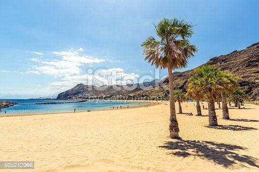 istock Playa De Las Teresitas - Tenerife 525212066