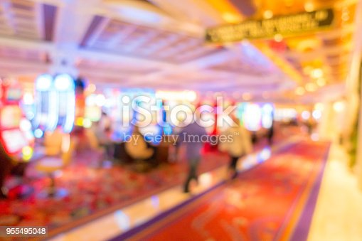 istock Las Vegas Casino Background 955495048
