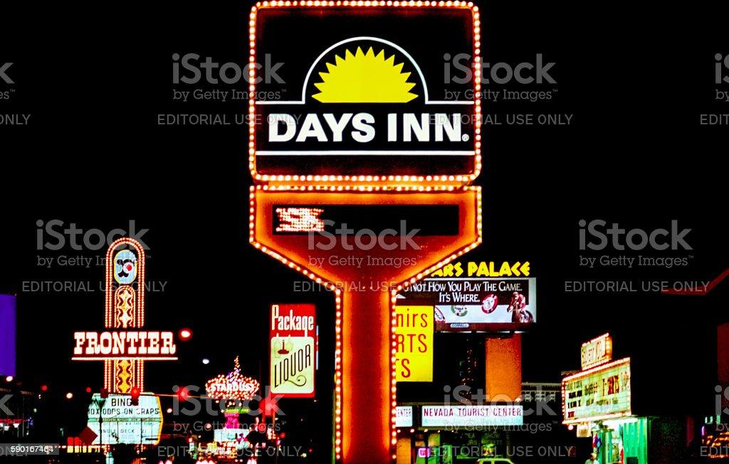 Las Vegas 94 >> Las Vegas In 1994 Stock Photo Download Image Now Istock