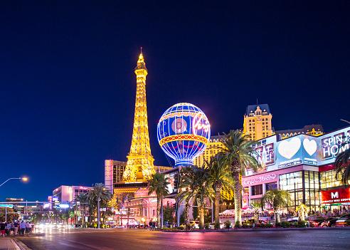 Las Vegas Nevada Night