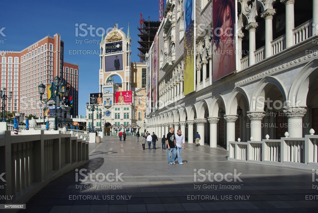 Las Vegas Nevada stock photo