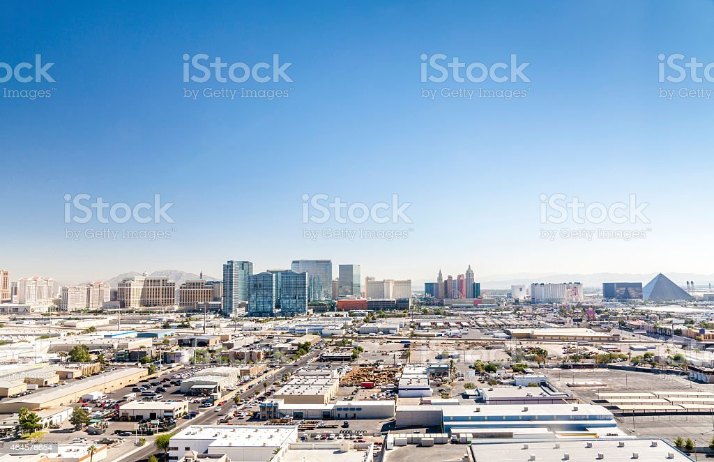 Las Vegas, Nevada, USA stock photo