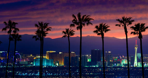 las vegas - clark county nevada stock pictures, royalty-free photos & images