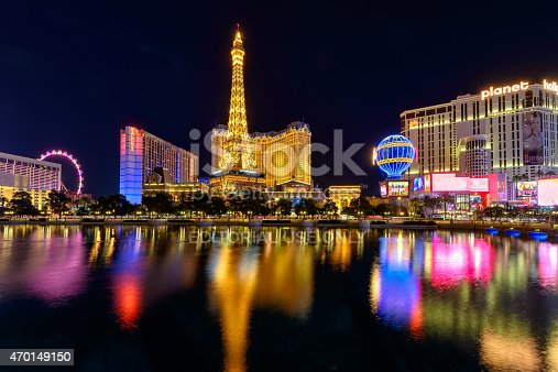 istock Las Vegas, USA - July 12 2014 470149150