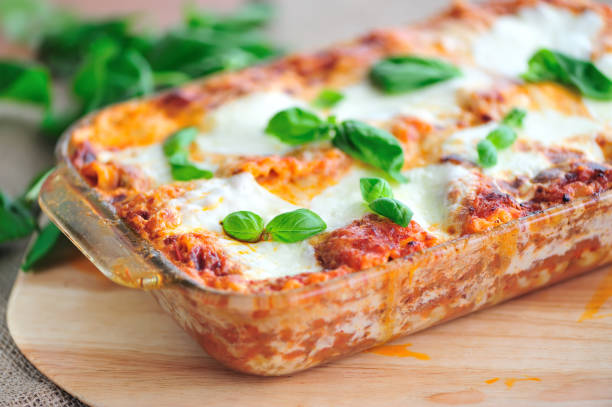Lasagnes - Photo