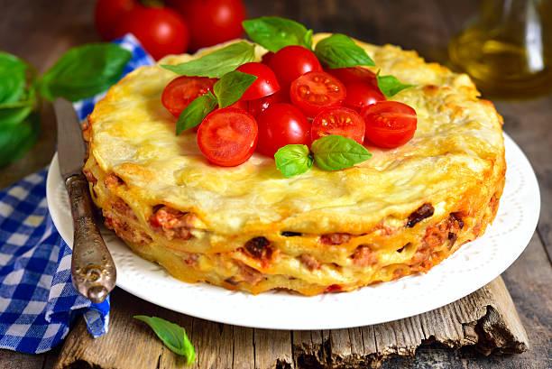 Lasagna pie with chicken and dried mushrooms picture id522786700?b=1&k=6&m=522786700&s=612x612&w=0&h=gsvpn2iikajm53xwx4w xkur6gyly fllwlj89wkk3k=