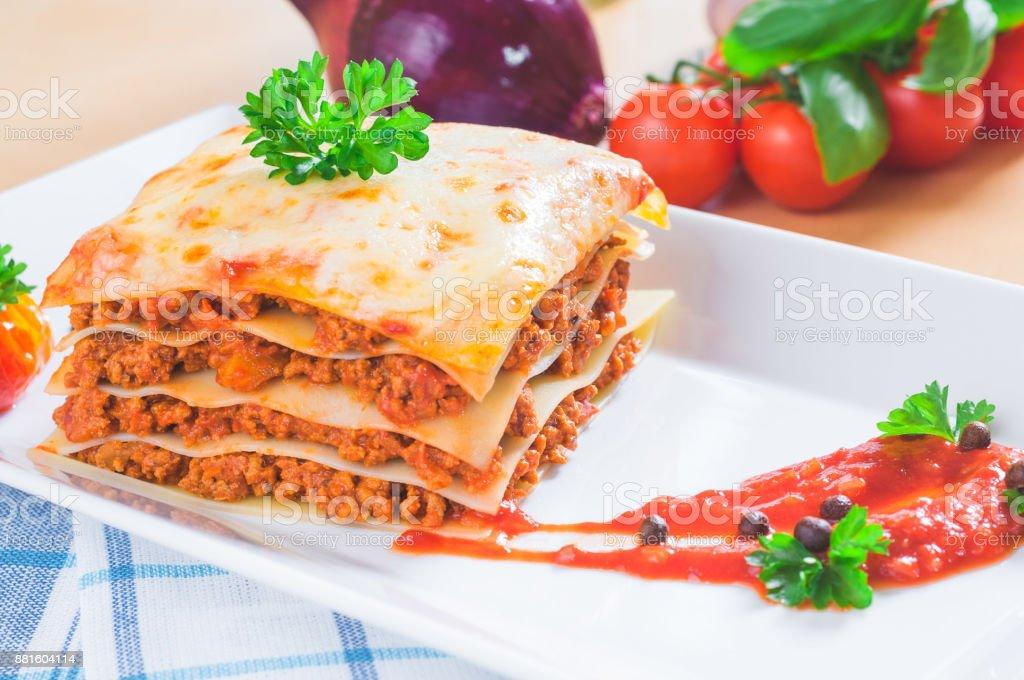 Lasagne – zdjęcie