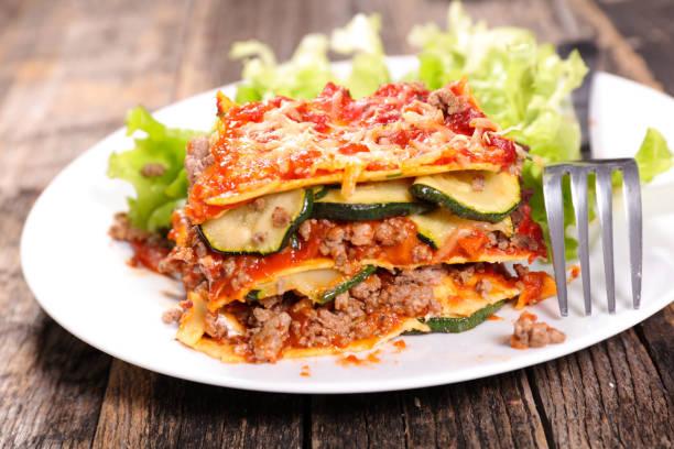 Lasagne with beef and zucchini picture id962495988?b=1&k=6&m=962495988&s=612x612&w=0&h=ygpcmhzzoqgvwviuqsxmvafo7agica61tzhhkaqkphi=