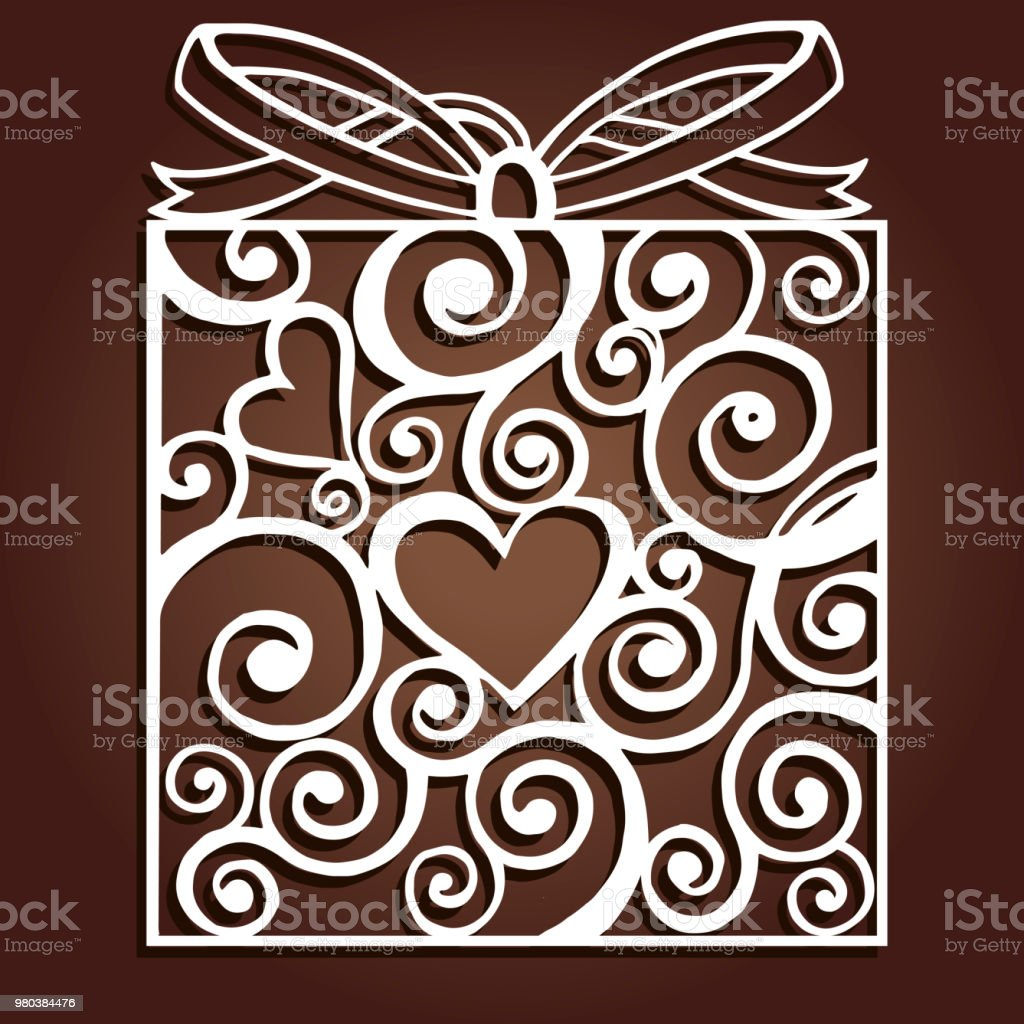 laser cut paper christmas gift merry christmas greeting card christmas gift for wood carving
