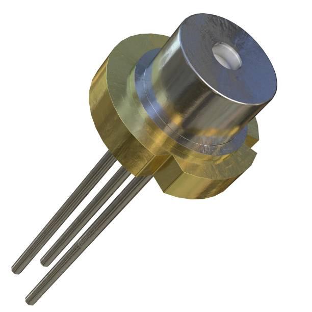 Laser diode - foto stock
