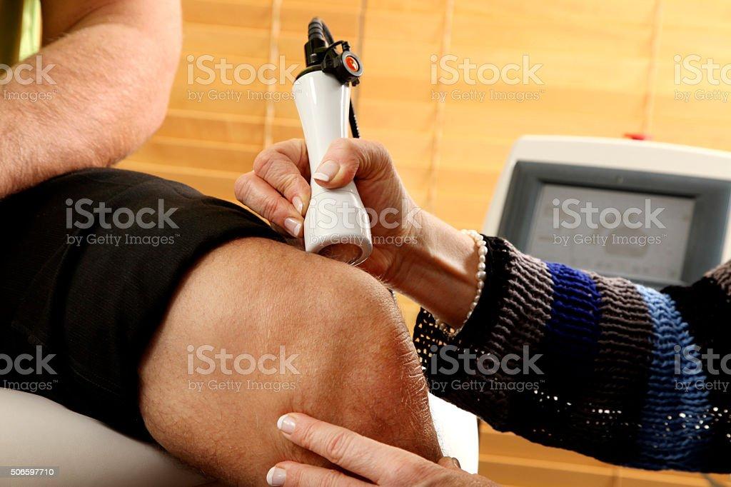 Laser Physiotherapie – Foto