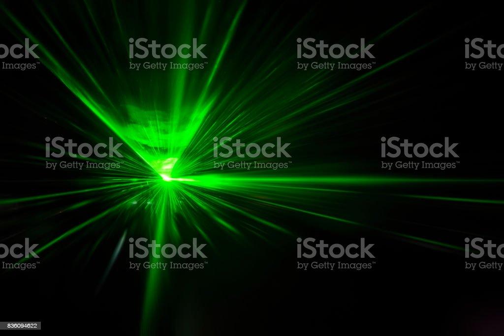 Laser – Foto