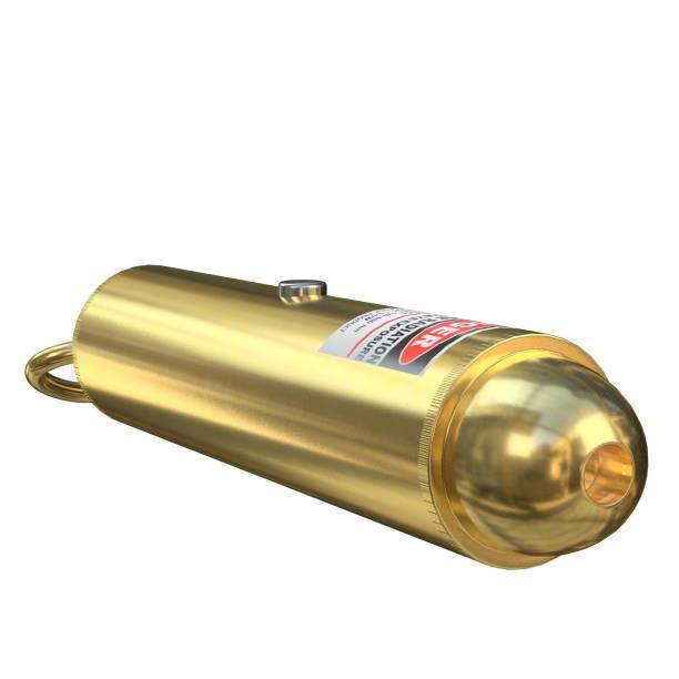 Laser pointer - foto stock