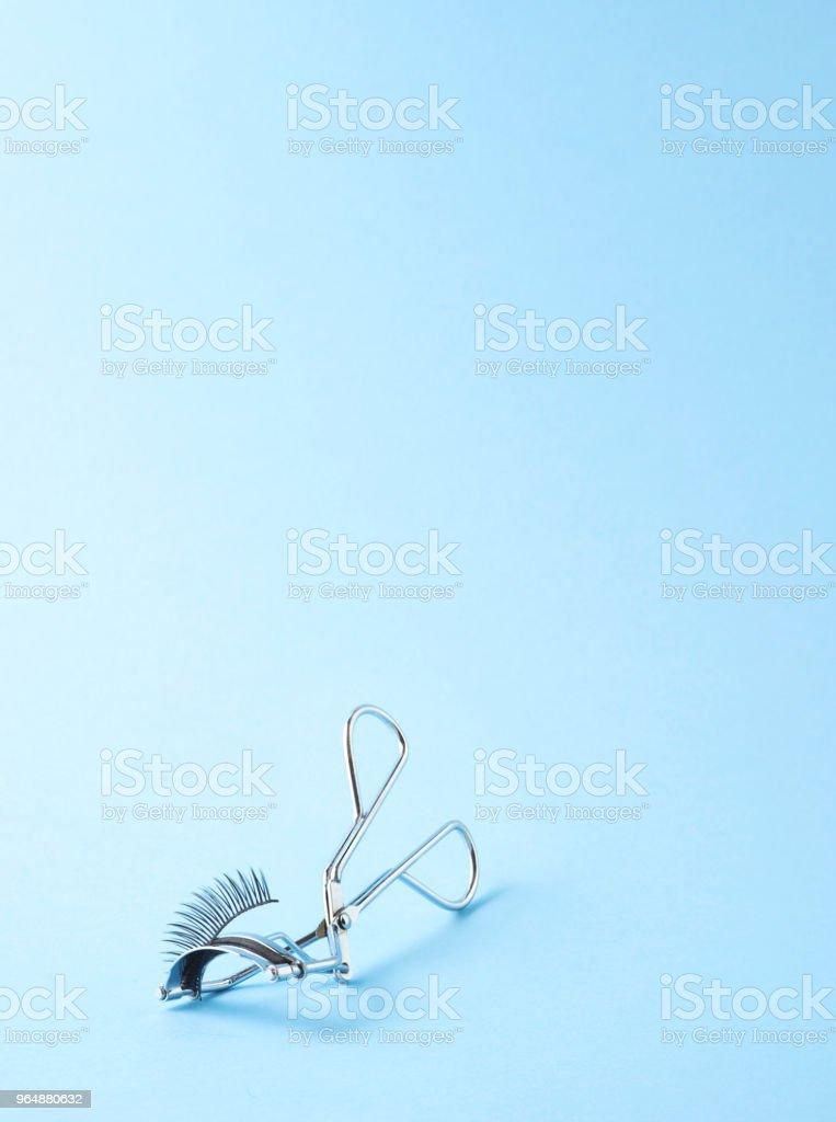 Lash curler. royalty-free stock photo