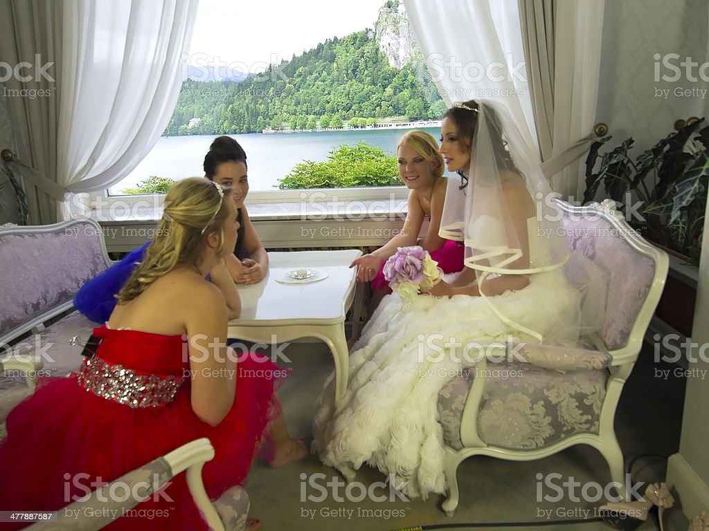 Last chat royalty-free stock photo