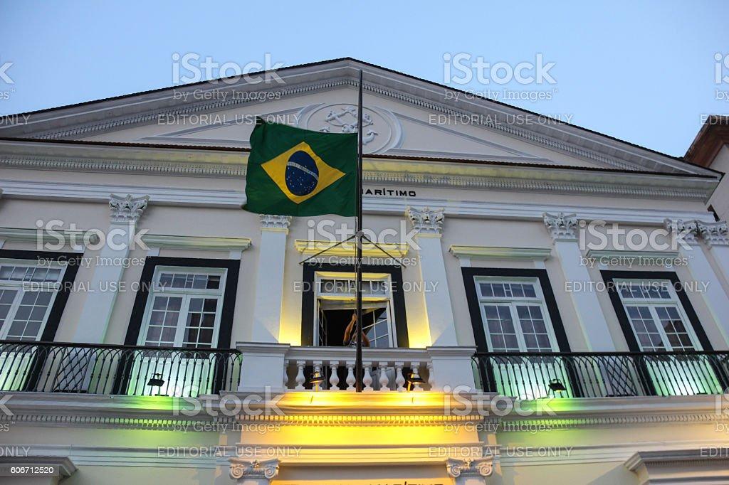 Last day of the Paralympic Games in Rio de Janeiro - foto de acervo