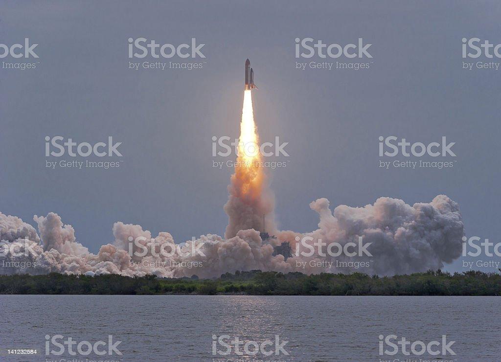 Letzte Flug des Space Shuttle Atlantis – Foto