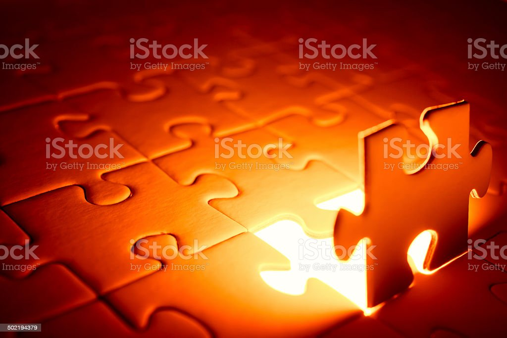 Dernière pièce du Puzzle - Photo